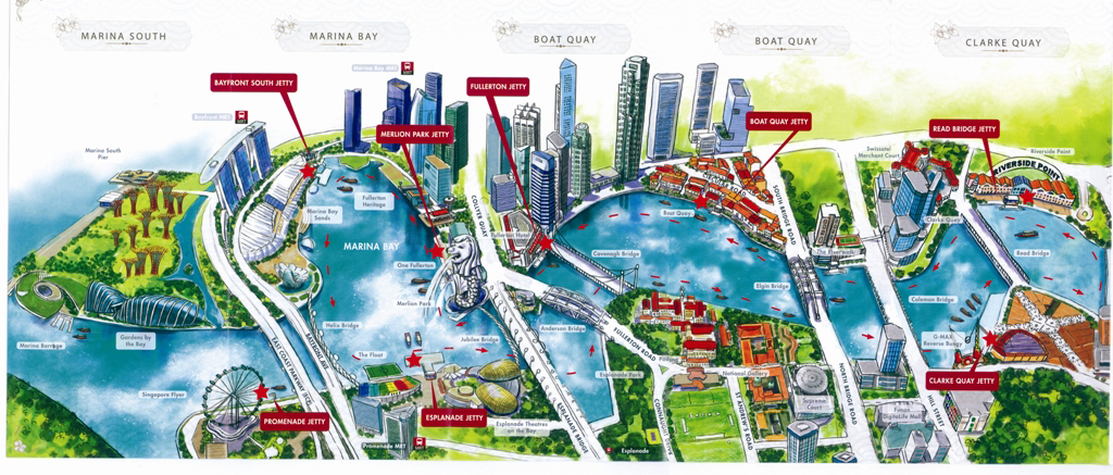 River Cruise Singapore River Cruise
